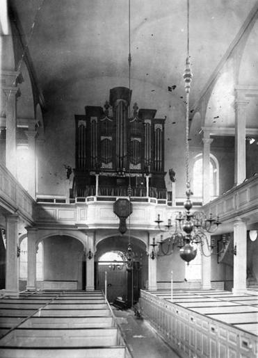 Old North Church in 1912